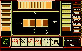 Screenshot of 4 Handed Pinoche