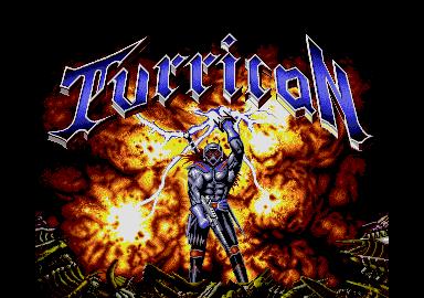 Screenshot of Turrican
