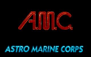 Screenshot of A.M.C. - Astro Marine Corps