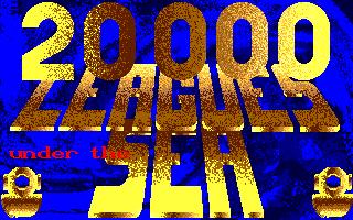 Screenshot of 20000 Lieues Sous Les Mers
