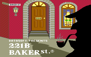 Screenshot of 221 B Baker St.