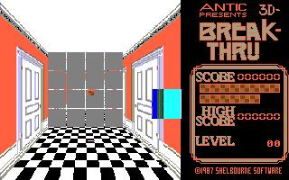 Thumbnail of other screenshot of 3D Breakthru