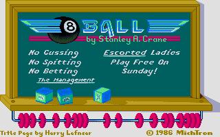 Thumbnail of other screenshot of 8 Ball