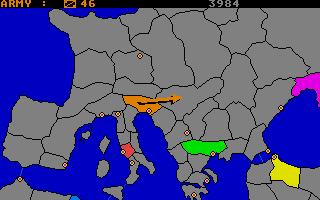 Screenshot of Caesar