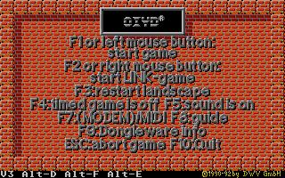 Screenshot of Oxyd