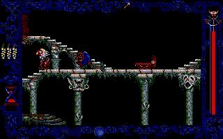 Screenshot of Vampire's Empire