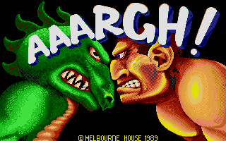 Thumbnail of other screenshot of AAARGH!