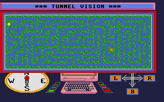 Thumbnail of other screenshot of Tunnel Vision