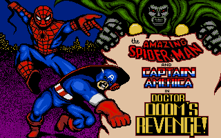 Thumbnail of other screenshot of Dr. Doom's Revenge
