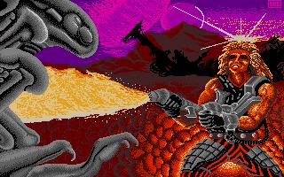 Screenshot of Trantor - The Last Stormtroper