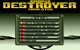 Thumbnail of other screenshot of ADS - Advanced Destroyer Simulator