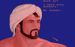 Thumbnail of other screenshot of Sinbad And The Throne Of The Falcon