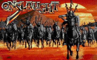 Screenshot of Onslaught