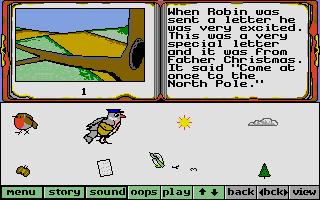Thumbnail of other screenshot of Magic Story Book