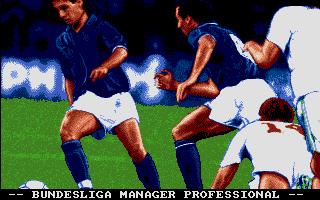 Thumbnail of other screenshot of Bundesliga Manager Professional