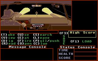 Screenshot of Psycho
