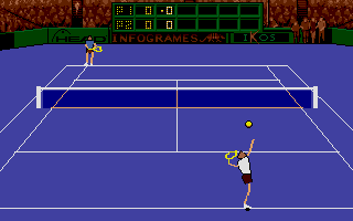 Thumbnail of other screenshot of Advantage Tennis