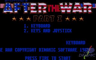 Screenshot of After the War