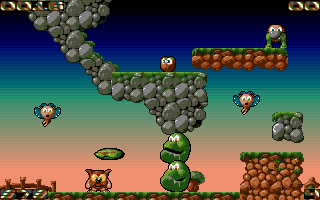 Screenshot of Creatures