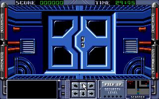 Screenshot of Cyber Assault