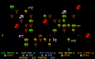 Thumbnail of other screenshot of Alien Busters IV