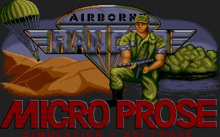 Screenshot of Airborne Ranger