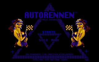 Thumbnail of other screenshot of Autorennen