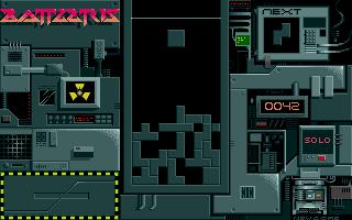 Screenshot of Battletris