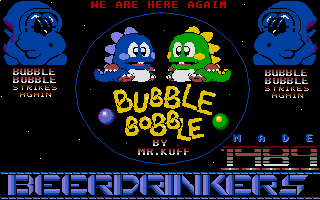 Thumbnail of other screenshot of Bubble Bobble - Strikes Again