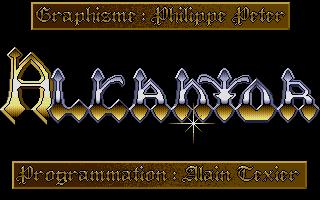 Screenshot of Alcantor