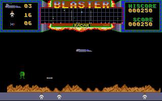 Screenshot of Blaster