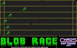 Thumbnail of other screenshot of Blob Race