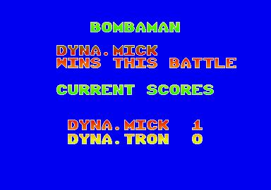 Thumbnail of other screenshot of Bombaman