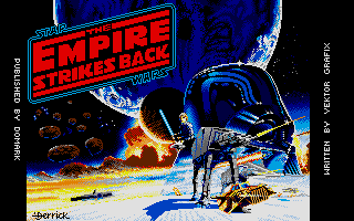 Thumbnail of other screenshot of Star Wars: The Empire Strikes Back