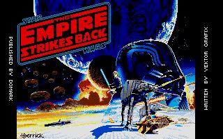 Screenshot of Star Wars: The Empire Strikes Back