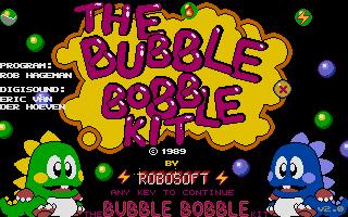Thumbnail of other screenshot of Bubble Bobble Kit 2.0