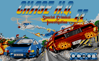 Thumbnail of other screenshot of Chase H.Q. II - Special Criminal Investigation