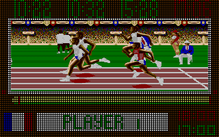 Thumbnail of other screenshot of Carl Lewis Challenge