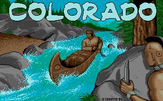 Screenshot of Colorado