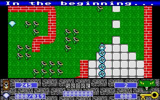 Screenshot of Cyber Snake