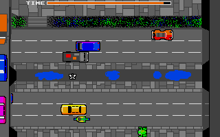 Screenshot of Froggy Day In London Town, A