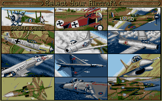 Thumbnail of other screenshot of Dogfight - 80 Years Of Aerial Warfare