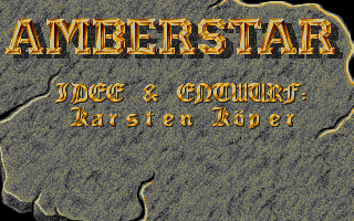Screenshot of Amberstar
