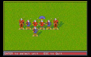 Screenshot of Ancient Battles