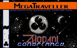 Thumbnail of other screenshot of Megatraveller - The Zhodani Conspiracy