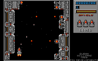 Screenshot of Sidewinder II
