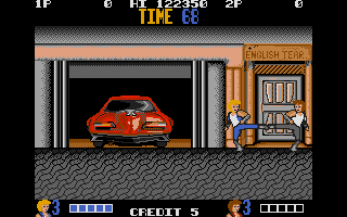 Thumbnail of other screenshot of Double Dragon