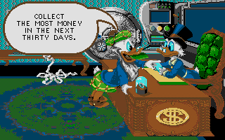 Thumbnail of other screenshot of Duck Tales - The Quest For Gold