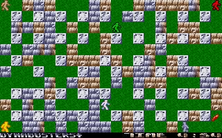 Screenshot of Dynabusters+