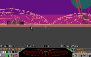 Thumbnail of other screenshot of Frontier: Elite II